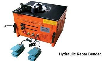 دستگاه خاموت زنی هیدرولیک